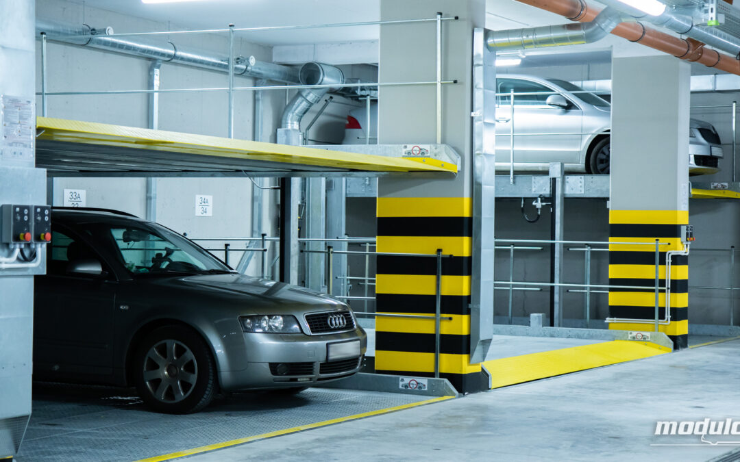 Platformy parkingowe w pigułce