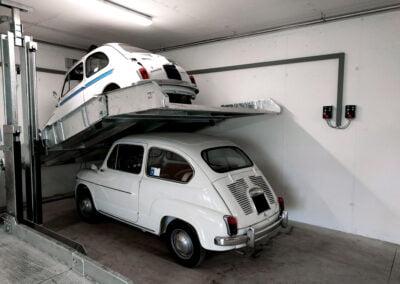 Platforma parkingowa Modulo Stacker-V10