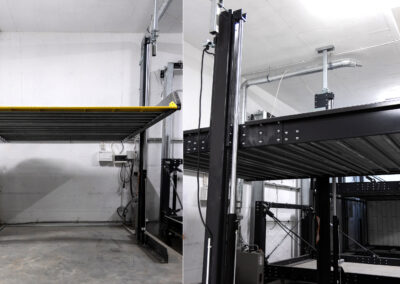 Platforma parkingowa Modulo Stacker-P10