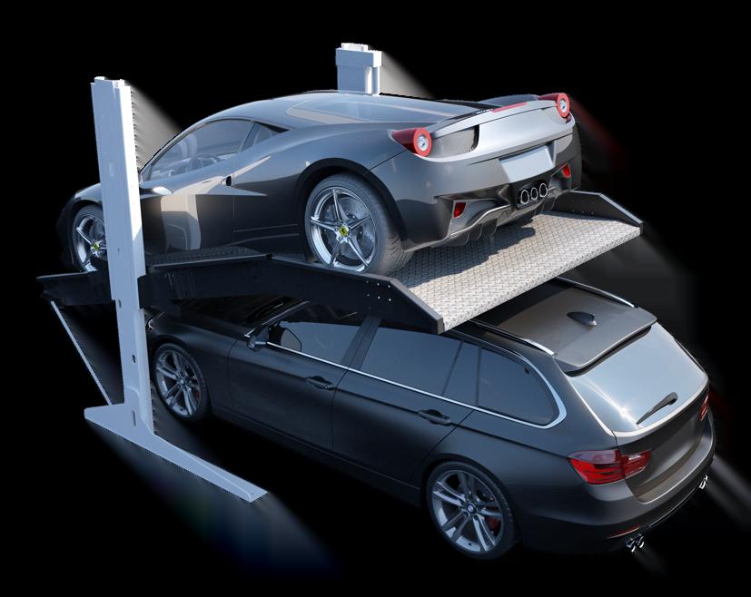 Platforma parkingowa Modulo Stacker V10