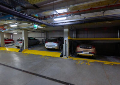 Platforma parkingowa Modulo Parker-S100