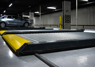 Platformy przesuwne Modulo Pallet T-10 - 17 urządzeń
